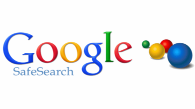google safe search logo
