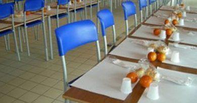 mensa scolastica torino disertata