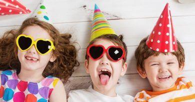 Organizza la Festa per i tuoi bimbi con i prodotti di Mister Party