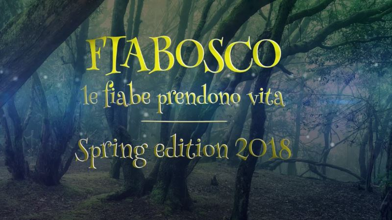 Fiabosco Spring Edition 2018